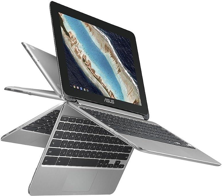 ASUS Chromebook Flip C101PA シルバー10.1型