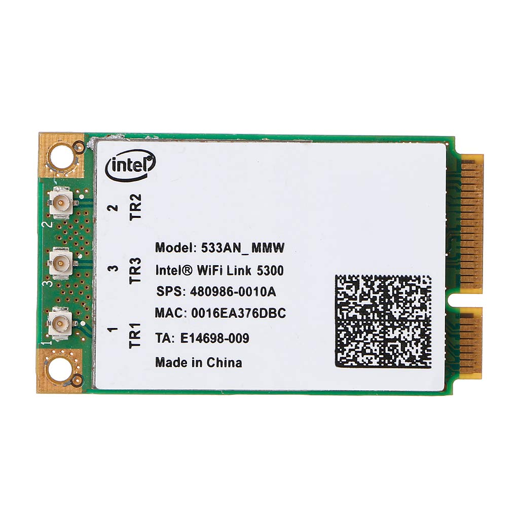 Chenggong Chg 5300 533AN_MMW Wireless WLAN WiFi Mini PCIe ...