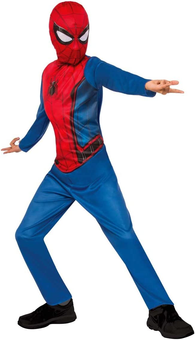 Imagine by Rubie's Marvel Spider-Man Homecoming Superhero Costume Set, Medium