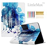 Kindle Paperwhite Case - LittleMax(TM) [Cards Holder] Ultra Slim Lightweight PU Leather Stand Flip Case Cover for All Amazon Kindle Paperwhite (2012 / 2013 / 2015 / 2016 version)-# Deer