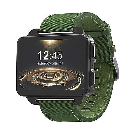 DINGYUFA Teléfono 3G Reloj Inteligente GPS + WiFi Compatible ...