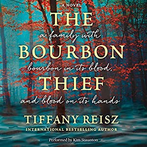 The Bourbon Thief Hörbuch