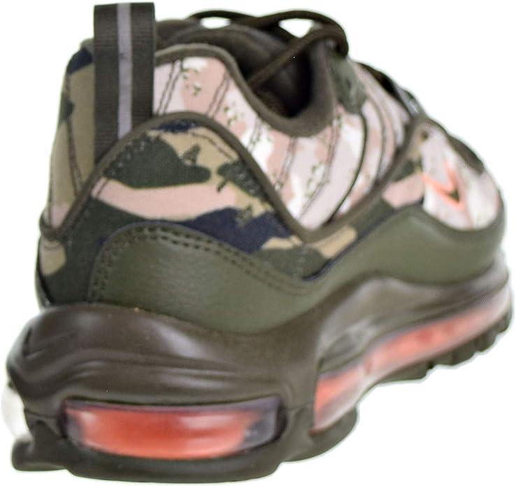 | Nike Max 98 Men's Shoes Camo Cargo KhakiSunset