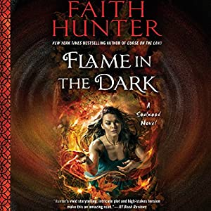 Flame in the Dark Audiobook