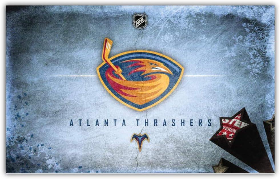 Atlanta Thrashers 2003-06   Thrasher, National hockey league ...   628x981