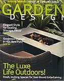 Garden Design March 2009: The Luxe Life Outdoors