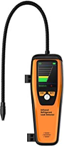 Elitech ILD-100NEW Professional Refrigerant Leak Detector Freon Tester Sniffer for HVAC 10 Years' Life CFCs HCFCs HFCs Rechargeable - Updated Version