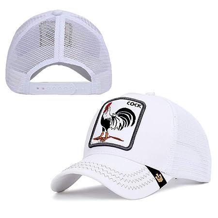 sdssup Tiburón Bordado Animal Serie Gorra de béisbol sombrilla ...