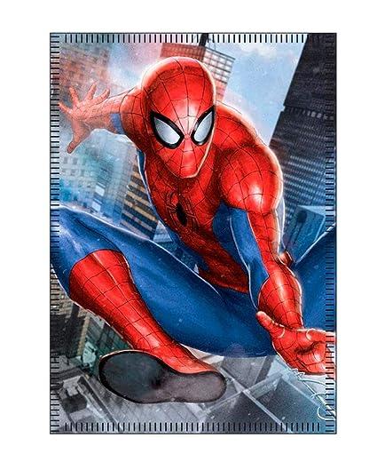 new concept c140b 6ed74 Marvel Spider Man Coperta di Alta qualità in Microfibra ...