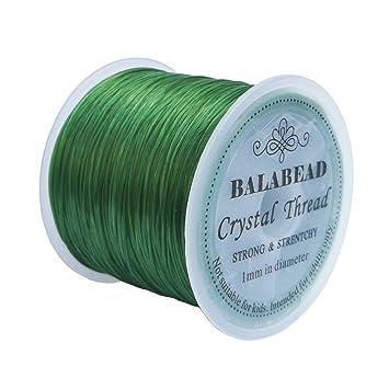 1 Roll 0.4mm Quality Elastic Stretch Crystal Thread
