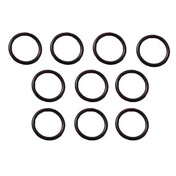 Amazon.com : 10 x CO2 Cylinder/Tank O-ring (rubber polyurethane ...