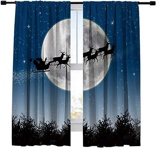 Misscc Blackout Curtain