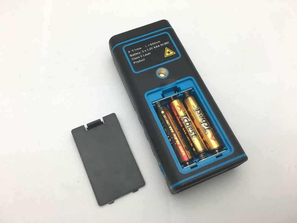 Sndway wiederaufladbare handheld laser entfernungsmesser
