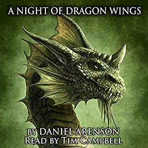 A Night of Dragon Wings Audiobook