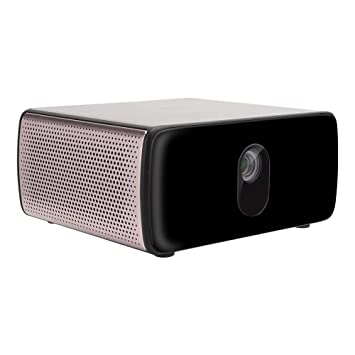 ASHATA Mini Projector, 1080 Full HD Home Theater Multimedia ...