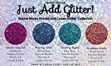 Tammy Taylor Nails - Just Add Glitter! Collection (4x1.5oz Jar Prizma + 4x1oz jar Loose Glitters)