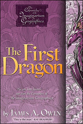 The First Dragon (7) (Chronicles of the Imaginarium Geographica, The) from Simon & Schuster Books for Young Readers