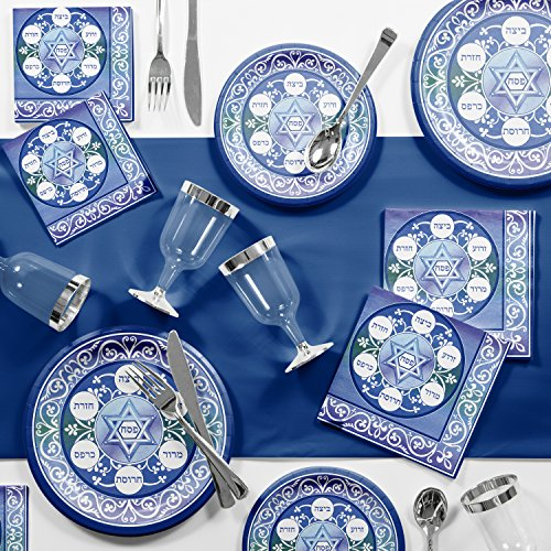Passover Tableware Kit (Passover Supplies)