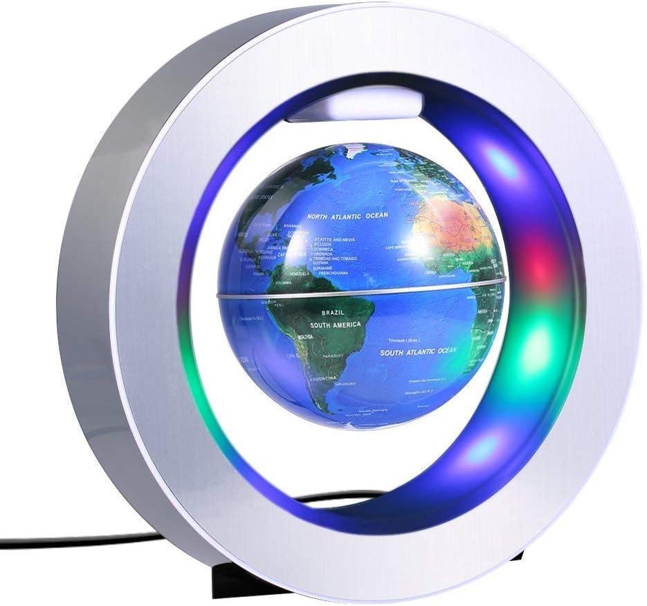 ZJchao Forma C de Globo Flotante de levitación magnética para ...