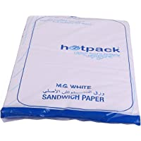 Hotpack Sandwich wrap Paper, 250 x 350 mm, 800 Pieces