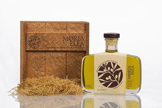 Moria Elea Deluxe Aceite de Oliva 16.9 fl. oz – Deluxe Caja ...