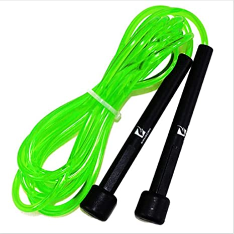 Boxing Skipping Rope Speed Plastic Handle Pvc Rope Gym Boxing Fitness Training