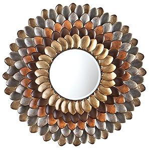 Amazon.com: Albion Round Decorative Wall Mirror: Home & Kitchen
