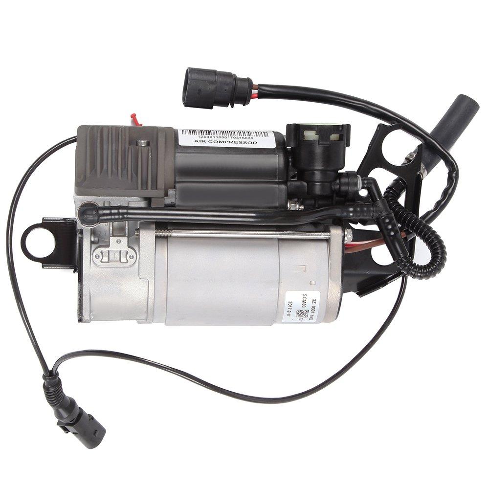 Scitoo Air Suspension Compressor Pump Suspension Strut Airmatic for 2007-2015 Audi Q7 PCS(1)