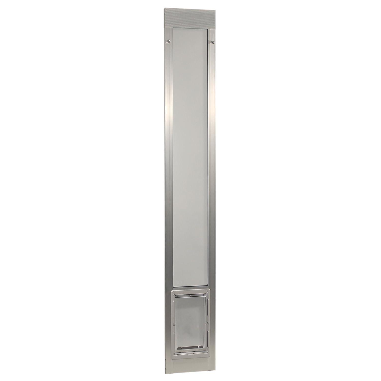 Amazon Ideal Pet Products Fast Fit Aluminum Pet Patio Door
