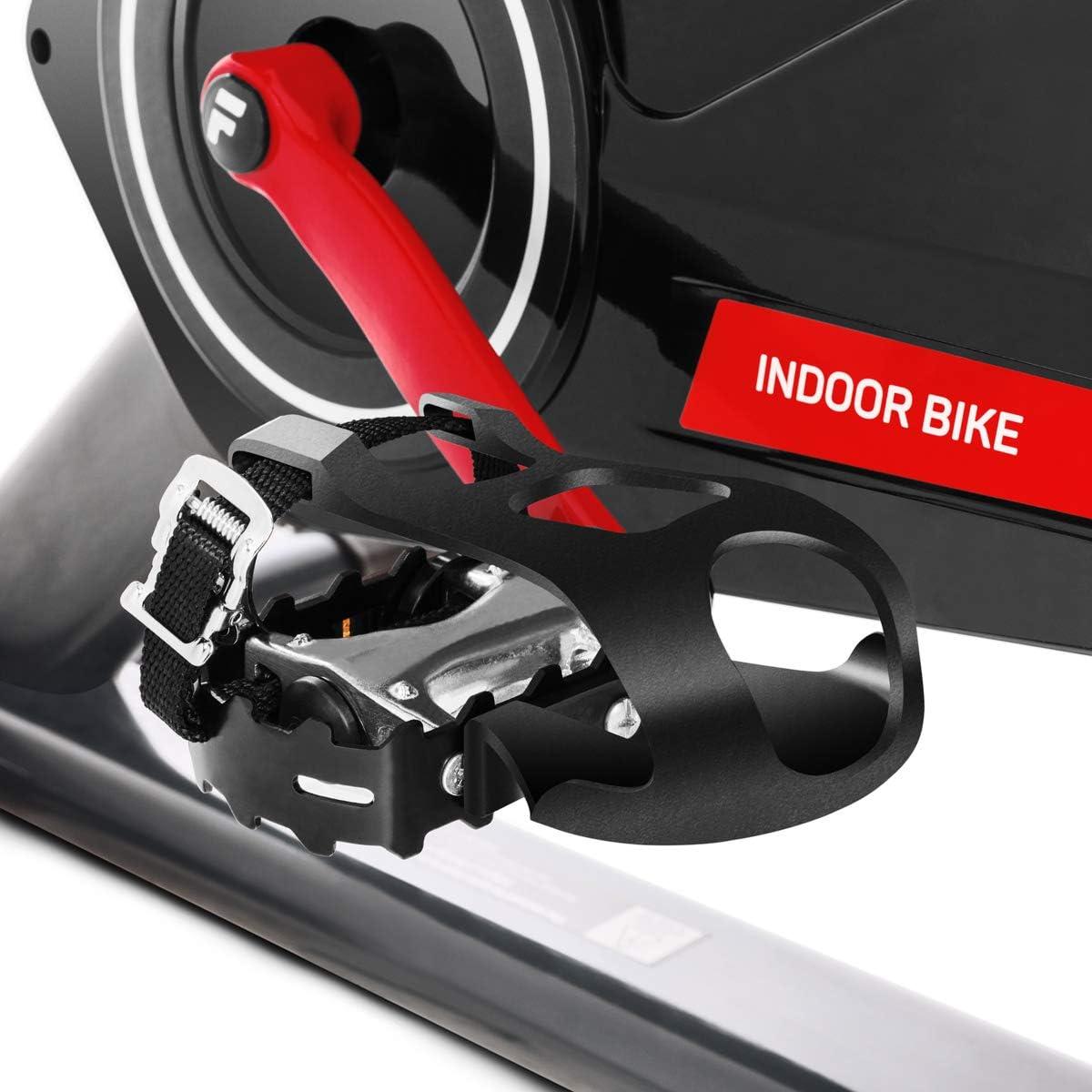 FITFIU BESP-100 - Bicicleta Spinning Indoor resistencia regulable ...