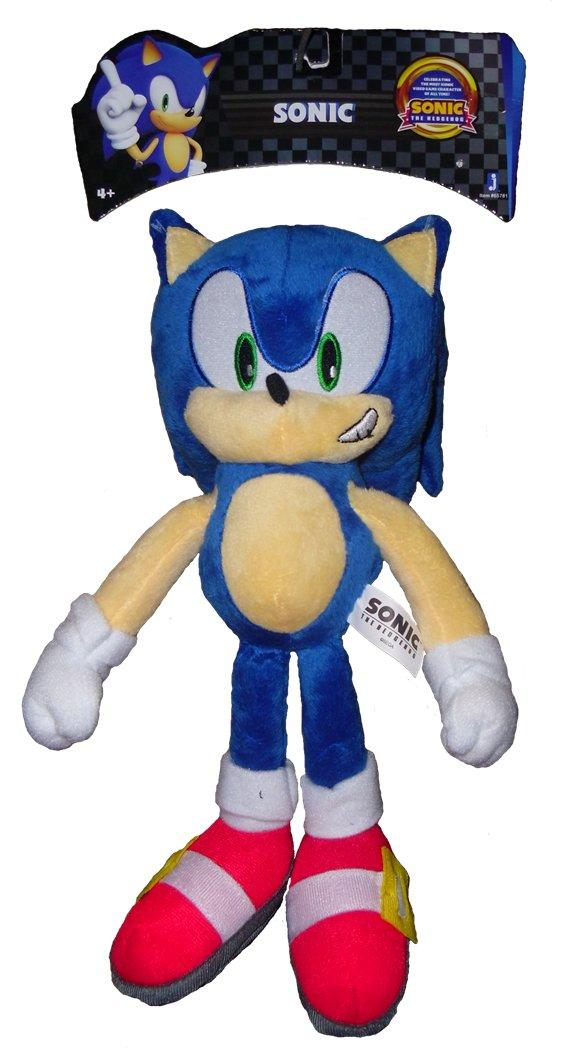 Sonic Modern - Muñeco de Sonic de peluche (30,5 cm): Amazon.es: Juguetes y juegos
