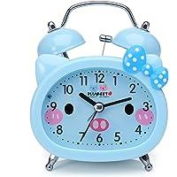 Plumeet Reloj Despertador con Campanas gemelas para Niños
