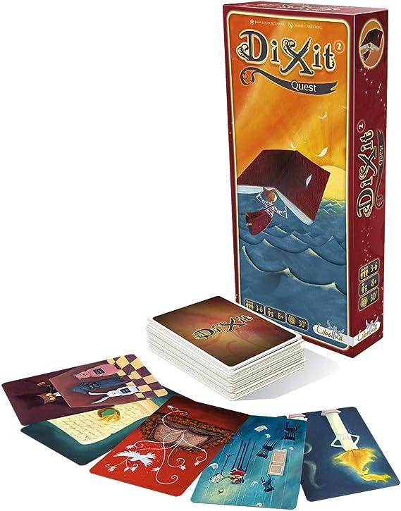 DIXIT Expansion - Todas las expansiones disponibles - Dixit Quest ...