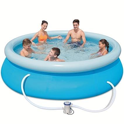 Amazon Sizzlin Cool 10x30 Fast Set Pool Set Garden Outdoor