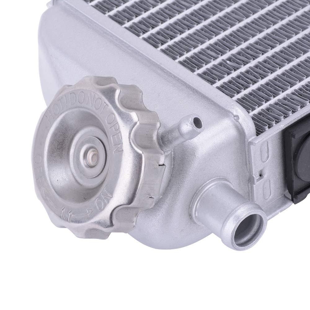 FastPro Radiatore per Moto 125//150 SX XC-W 250 SX-F EXC-F XC XC-F XC-W TPI XC 300 350 SX-F 450 500 Factory Editon