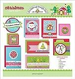 Doodlebug Designs Christmas Card Kit