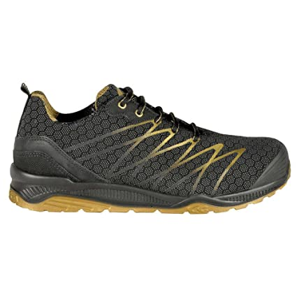 N ° 41 Cofra extra Time S3 SRC Zapato Seguridad anticortes Zapatos Sin Costuras