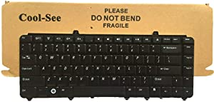 Cool-See New Black Keyboard For Dell Inspiron 1400 1410 1420 1425 1500 1520 1521 1525 1526 1530 1540 1545 XPS M1330 M1530 P/N: SK-D9301 0P446J P446J