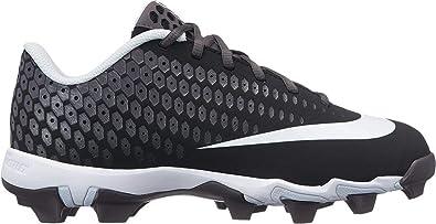 best website 7389f 68559 Nike Kids  Lunar Vapor Ultrafly 2 Keystone Baseball Cleats (1, Black Grey