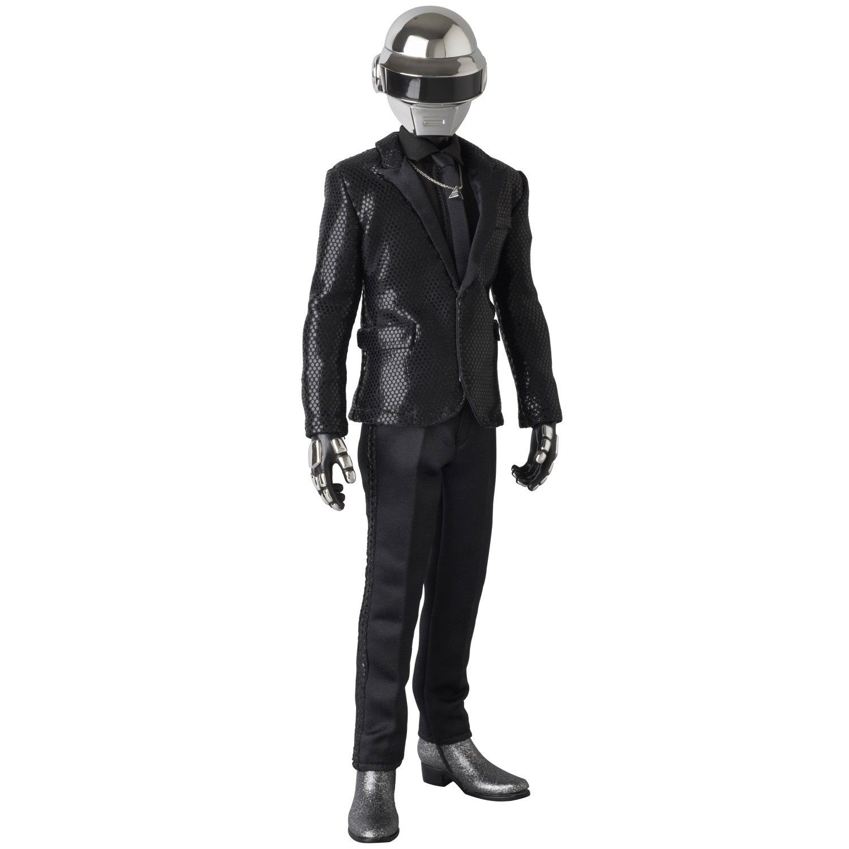 Medicom Daft Punk: Thomas Bangalter Real Action Heroes Figure (''Random Access Memories'' Version)