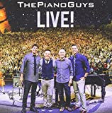 The Piano Guys - Live! Deluxe Edition CD with 3 Bonus Tracks