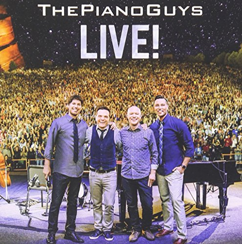 Live Portrait (The Piano Guys - Live! Deluxe Edition CD with 3 Bonus Tracks)