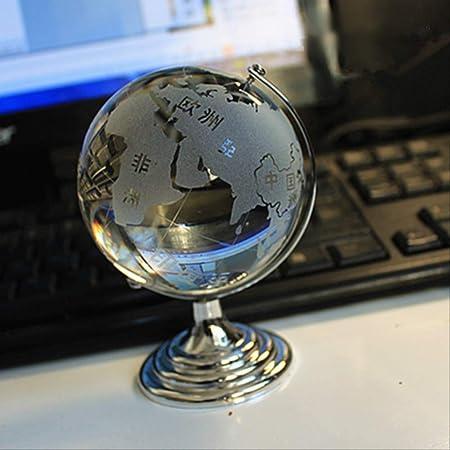 hokkk Globe Moda Creativa Regalo de cumpleaños Decoración ...