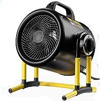 JCOCO Ventilador industrial de 3000 W, superpotencia