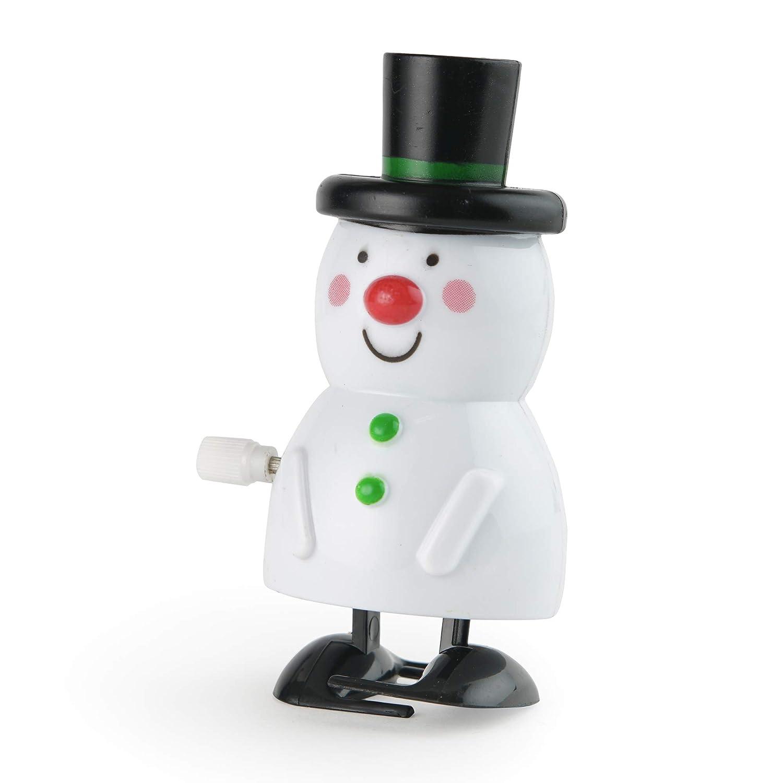 Kompanion 10 Stück Weihnachten Aufziehspielzeug Set, Weihnachtsmann ...