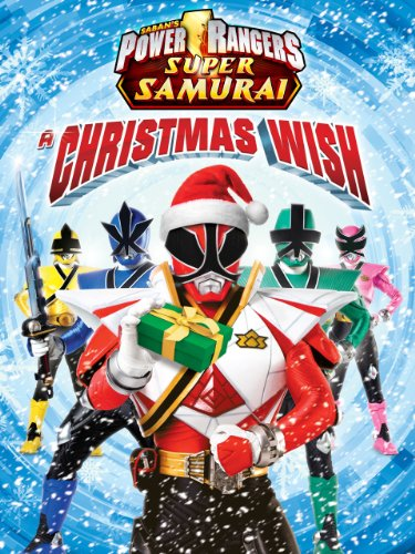Power Rangers Super Samurai: A Christmas Wish (Mighty Morphin Power Ranger Movie)