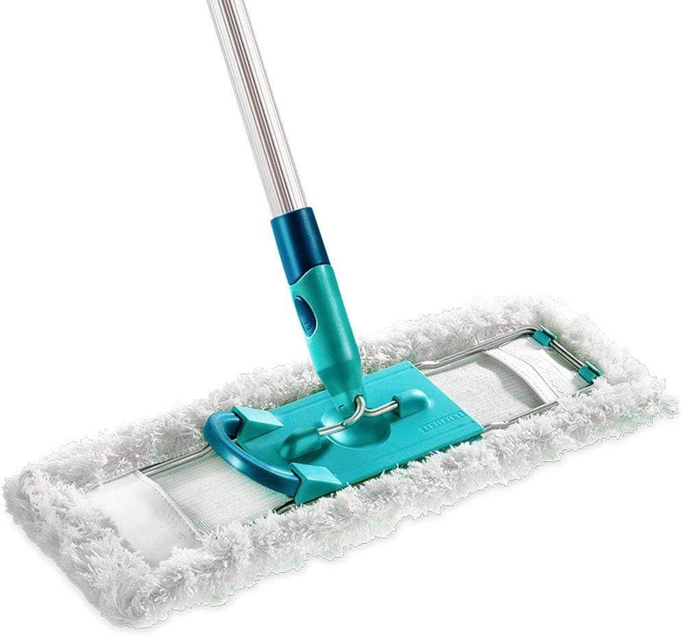 Mopa absorbente para el hogar, suelos de madera planos, fregona de ...