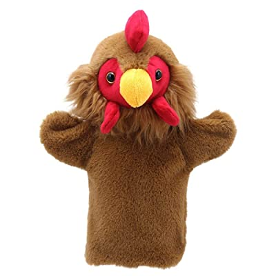 The Puppet Company PC004616 Animal Buddies Hen - Hand Puppet: Toys & Games
