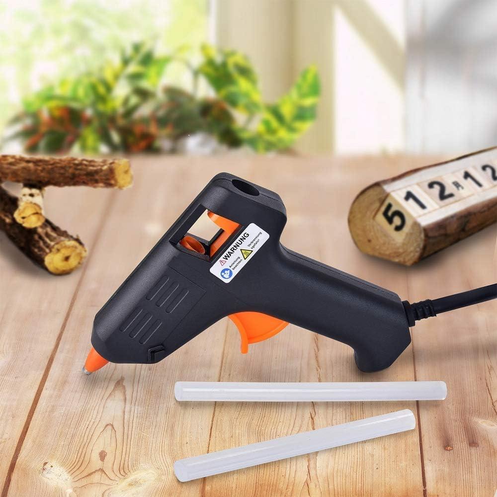 Pistola de Pegar - 220-240 V, Tempo preriscaldamento: 10 minuti, 10 Watt - Pistola de Silicona, Pistola de Pegamento