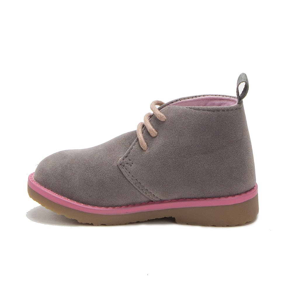 Jaime Aldo Toddler Girls I-502 Ankle High Desert Suede Chukka Boots